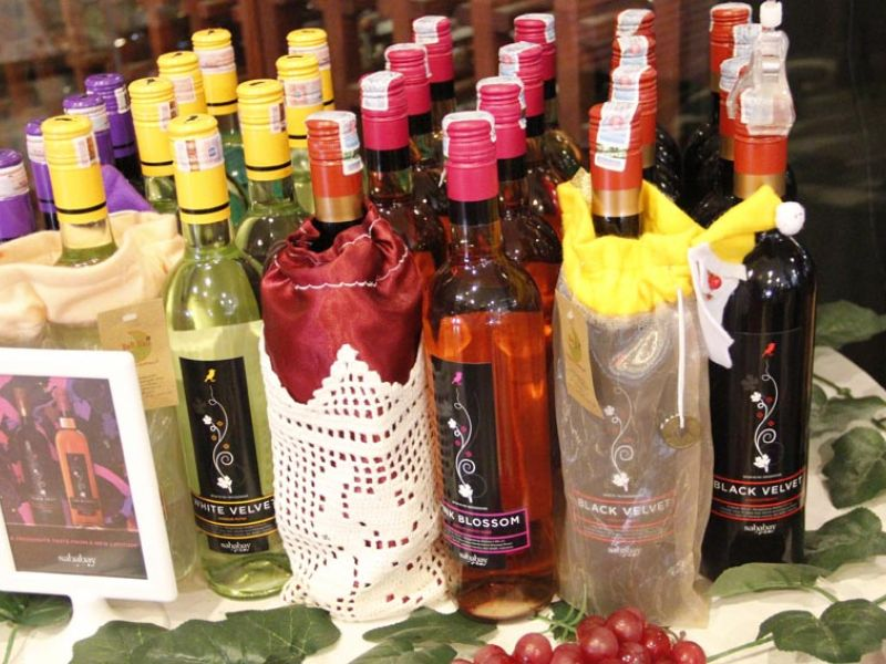 Sababay Wine  (Pink Blossom)