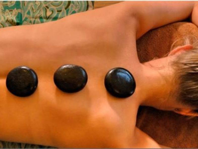 Warm Stone Massage (90 min)