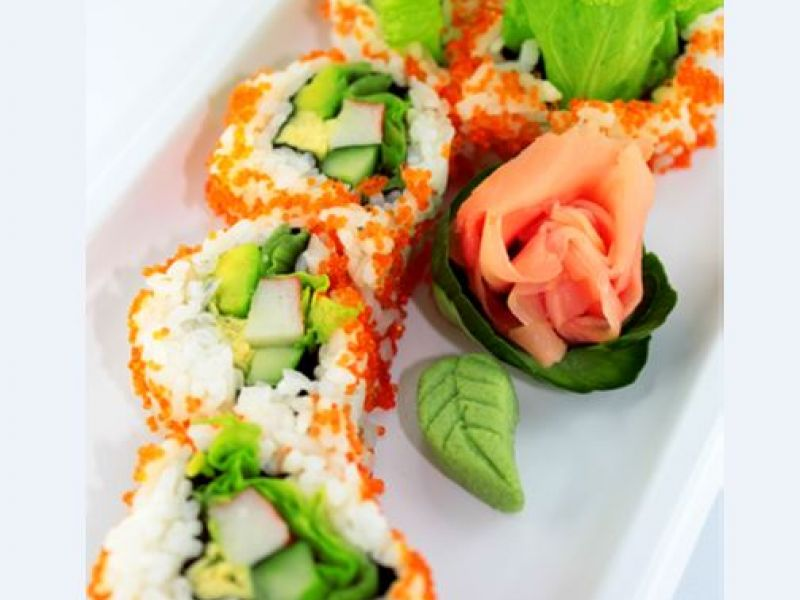 Super California Roll