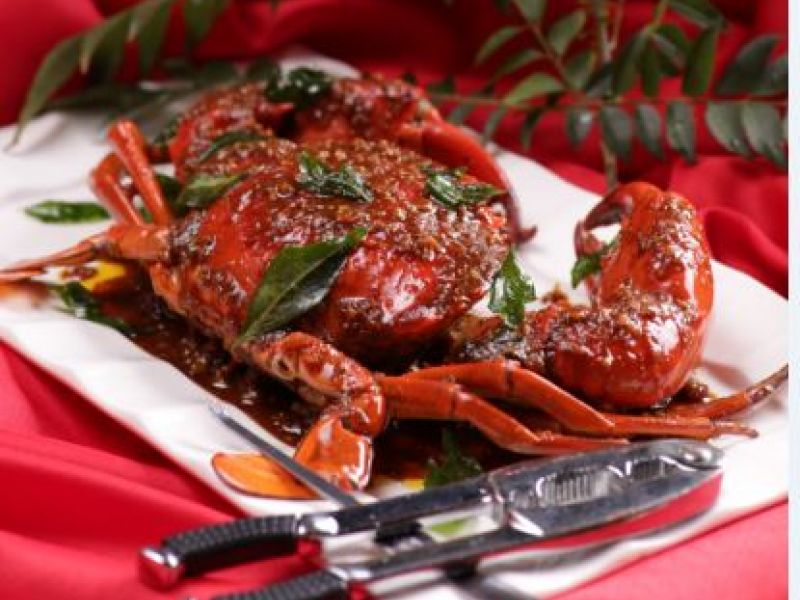 Crab Kamheong Sauce