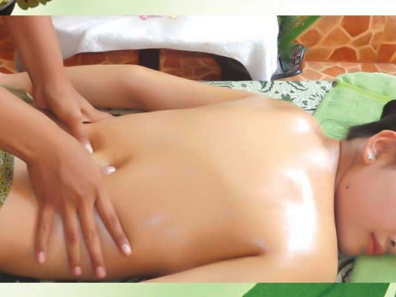 Exotic Balinese Massage (90 minutes)