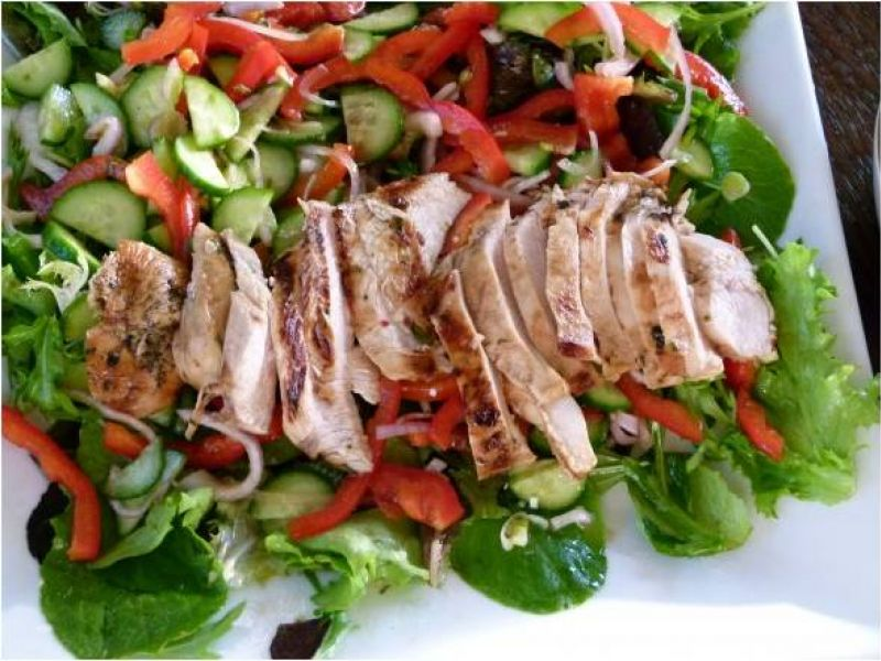 Thai Chicken or Beef Salad