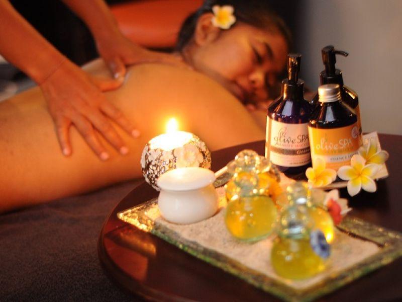Full Body Aroma Treatment 90 (60 minutes)