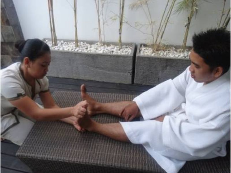 Foot Massage (30 minutes)