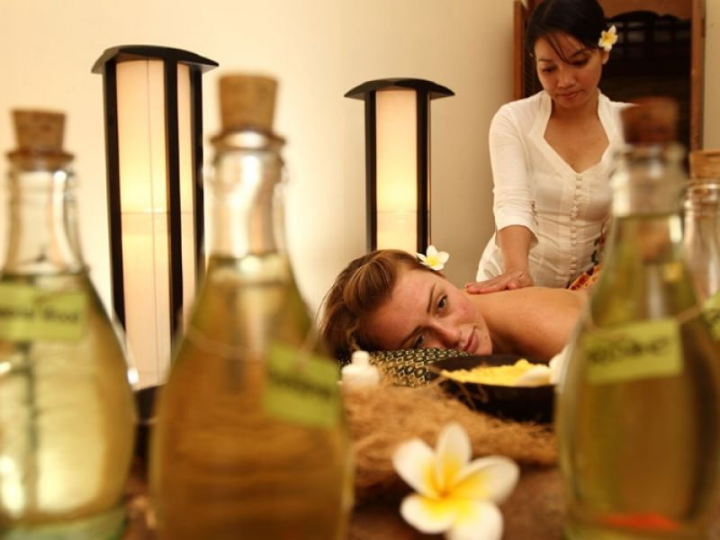 Traditional Lovina Massage (60 min)