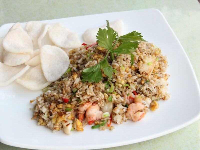Nasi Goreng Thai Service
