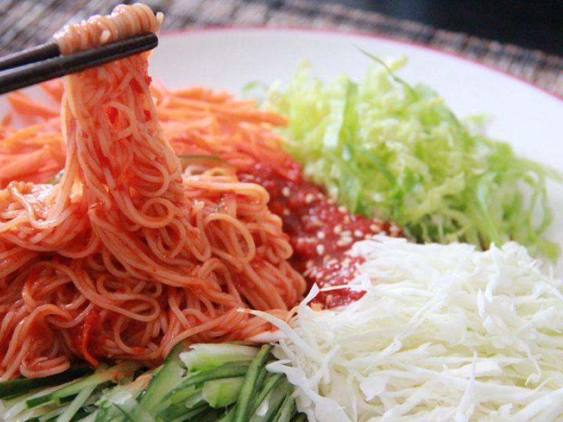 Spicy Bibim Noodle