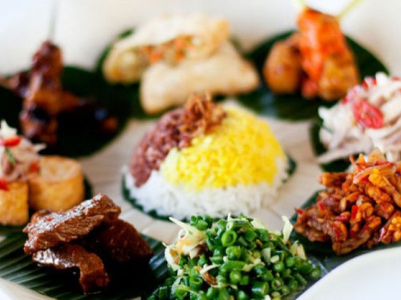 Balinese Tapas (9 tapas)