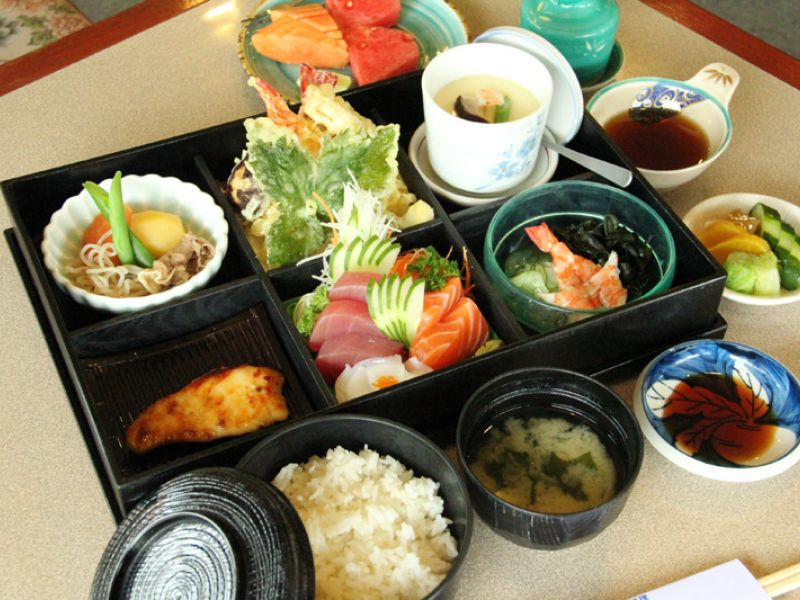 Matsuri Bento Box (Lunch Box)