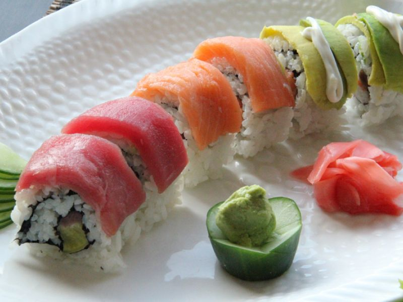 Tuna Roll (4 pcs)