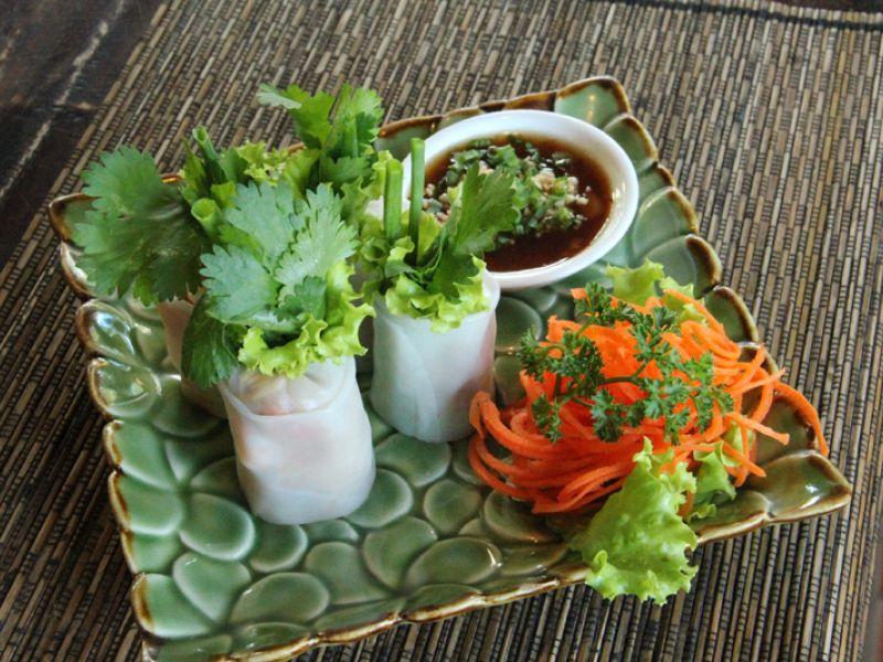 Spring Roll (Vegetarian)