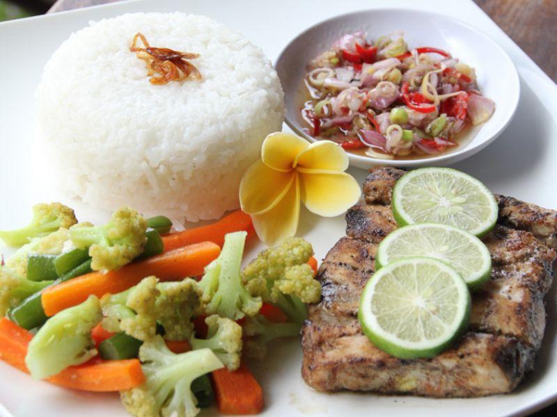 Fish Sambal Matah