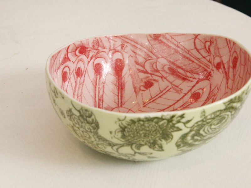 Water Melon Bowl