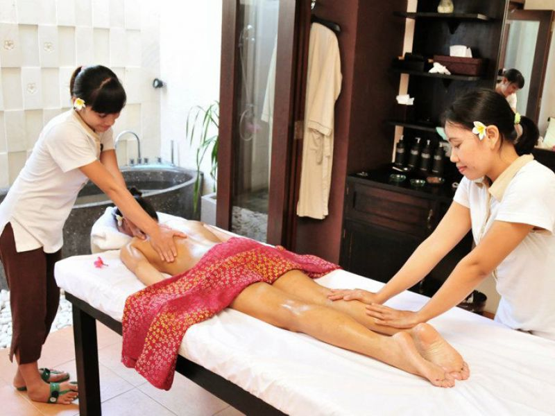 Combination Massage 60 min