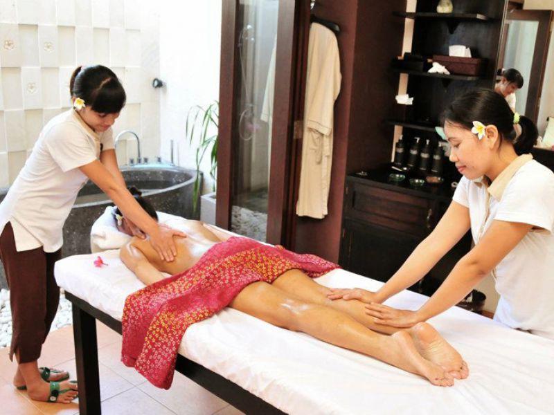 Combination Massage 60 min