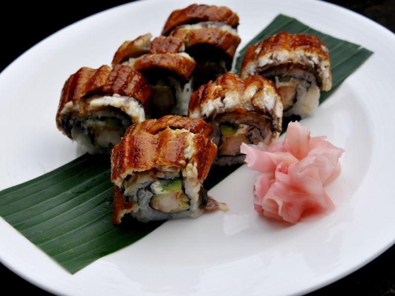 KO Unagi Special Roll