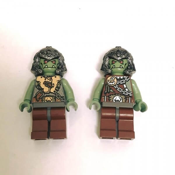 Clearance Auction] Lot 11/2017 LEGO Minifigures up for au ...