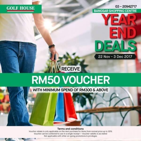 Golf House Offer | LoopMe Malaysia