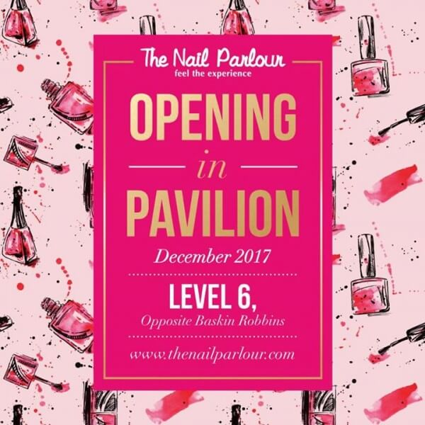 We\'re super-excited to announce that The Nail Parlour will b ...