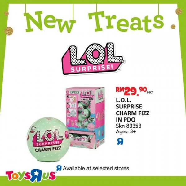 Toys R Us What S New Loopme Malaysia