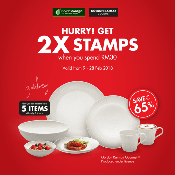 Cold Storage LOCATIONS  sc 1 st  LoopMe Malaysia & 2 is definitely better than 1! Be one step closer to redeem ...