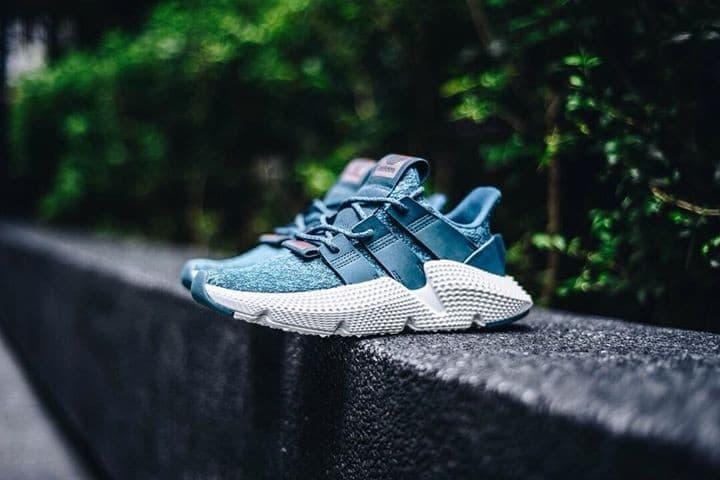 Adidas Originals prophere una nueva silueta que