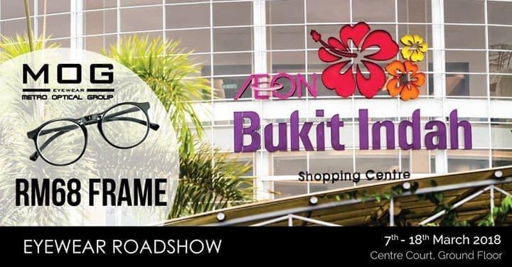 Jusco bukit indah promotional giveaways