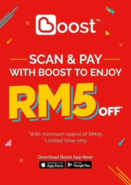 THE TOP Komtar Penang Offer | LoopMe Malaysia