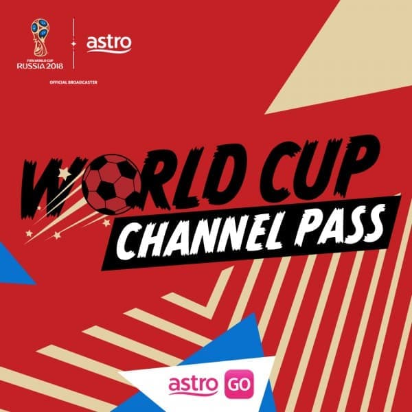 Astro Go Got The World Cup Fever Purchase A World Cup Facebook