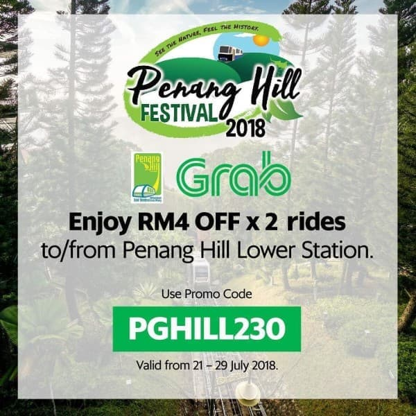 Penang Hill Offer | LoopMe Malaysia