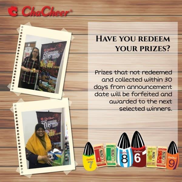 ChaCheer Announcement