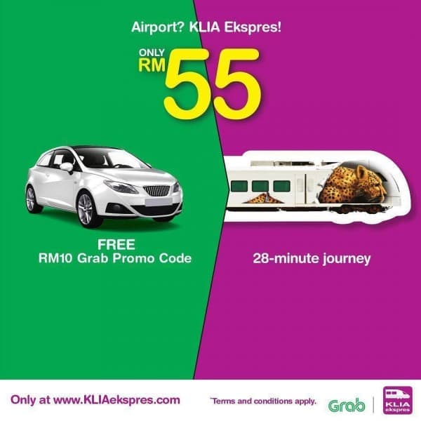 KLIA Ekspres Offer | LoopMe Malaysia