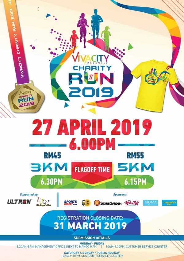 Image result for vivacity charity run 2019