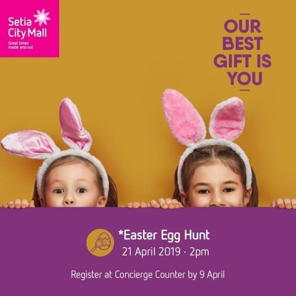 Setia City Mall Contest