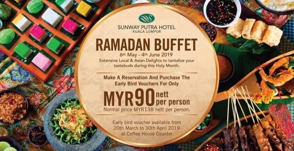 Sunway Putra Hotel Kuala Lumpur Offer | LoopMe Malaysia