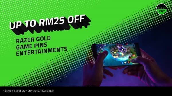 Razer Pay Offer | LoopMe Malaysia