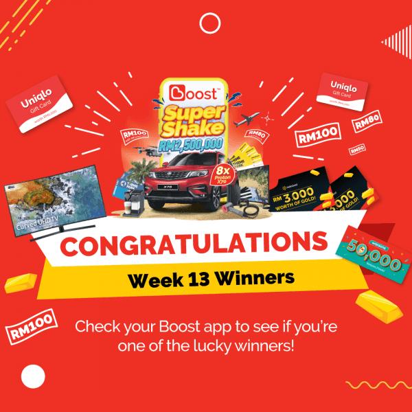 Boost Contest | LoopMe Malaysia