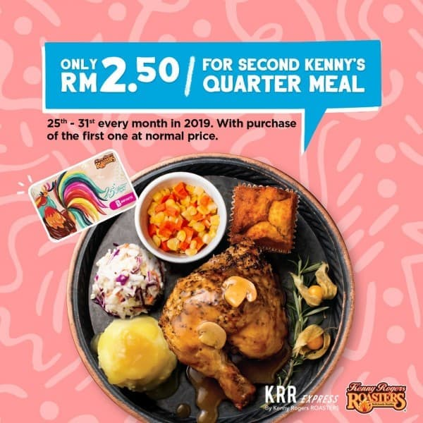 Kenny Rogers Roasters Offer Loopme Malaysia