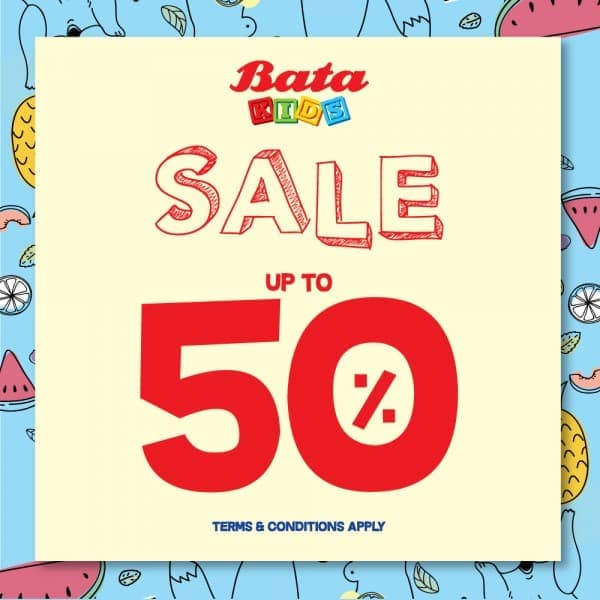 Queensbay Mall Sale