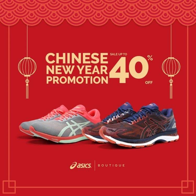 nouveau produit bf580 c3329 Asics Boutique Chinese New Year Promotion   LoopMe Malaysia