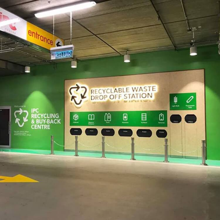 Relocation of IPC Recycling & Buy-Back Centre | LoopMe Malaysia