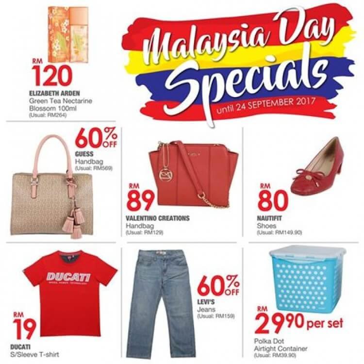 SOGO Malaysia Day Specials | LoopMe Malaysia
