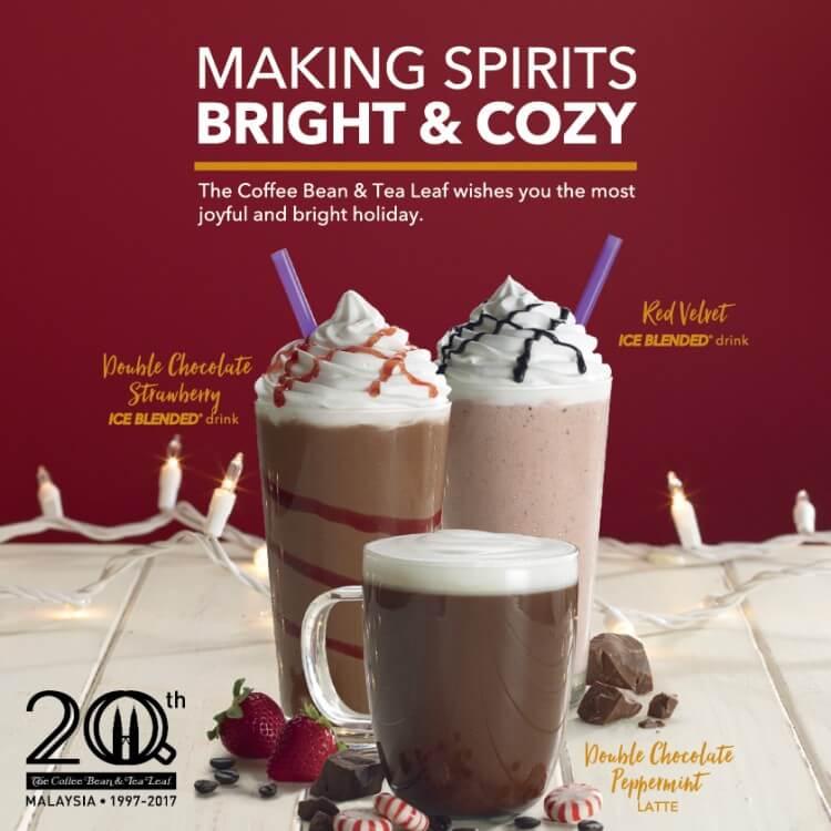 The Coffee Bean & Tea Leaf Holiday Beverages   LoopMe Malaysia