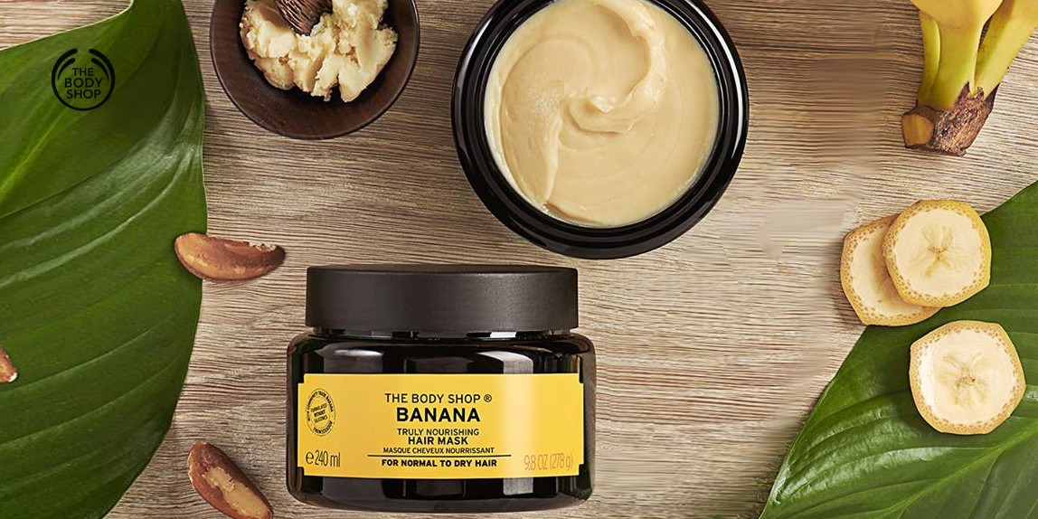 Woo Your Mane With Tbs New Banana Truly Nourishing Hair Mask