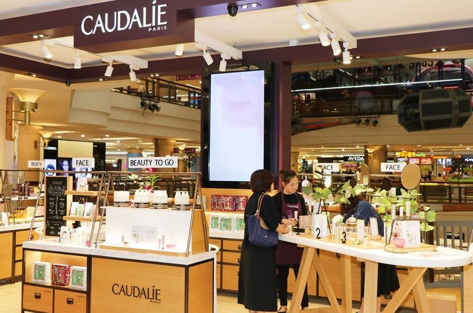 d53ebc551c588d New Caudalie Store at 1 Utama