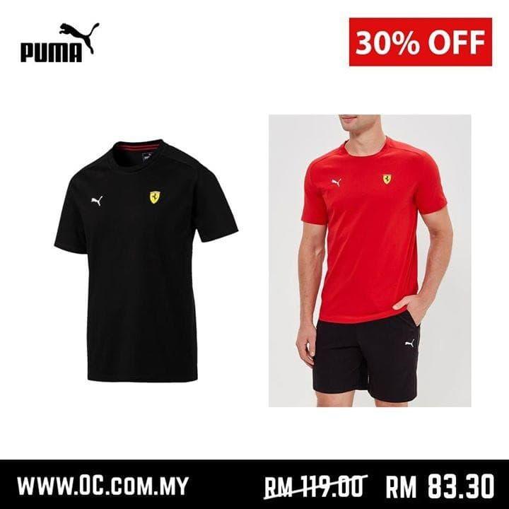 Puma Ferrari Shirt Malaysia o36e5Lf7u