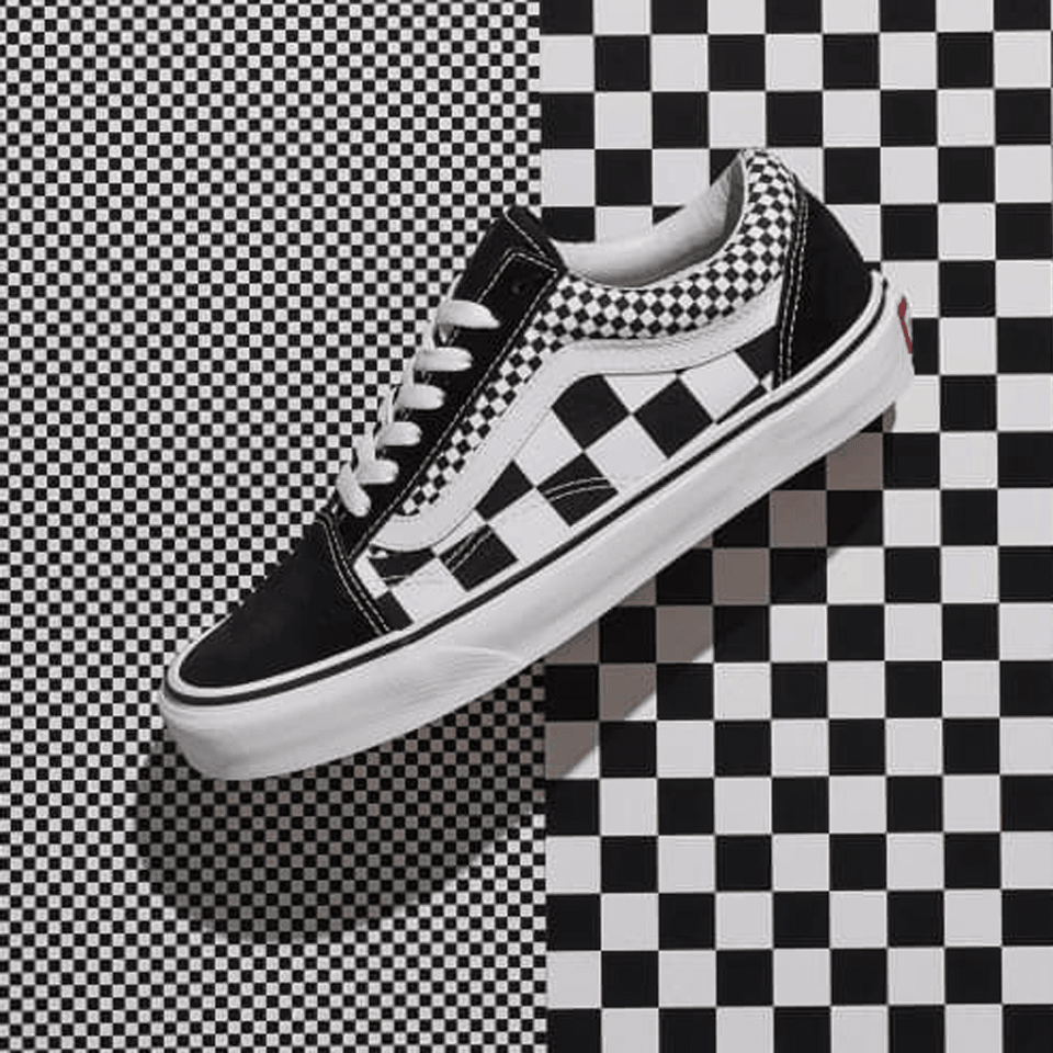 New Vans Authentic Mix Checker Footwear Loopme Malaysia