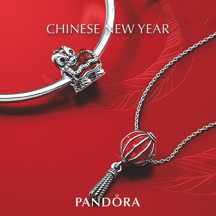 Pandora Chinese New Year Collection Loopme Malaysia