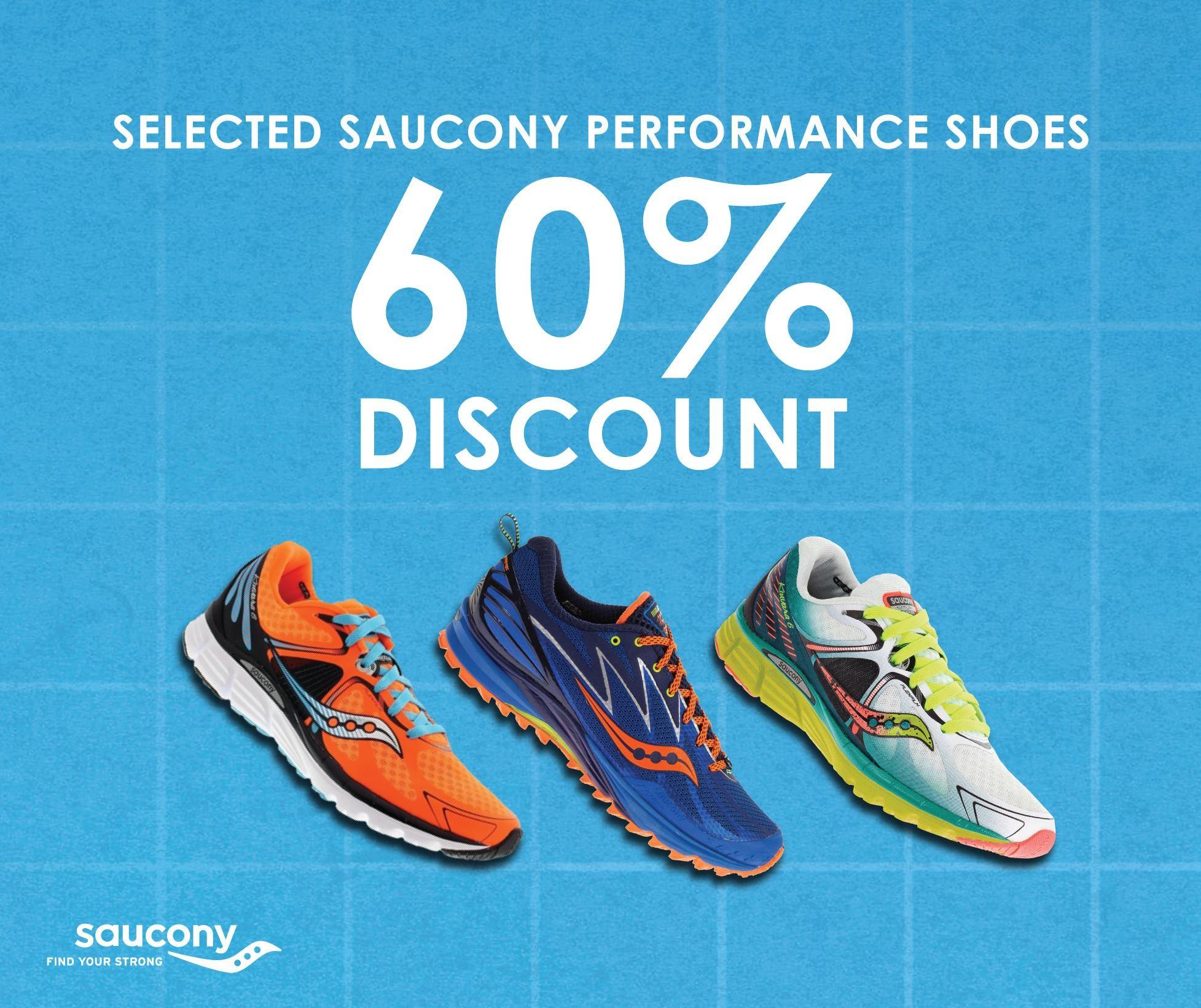 saucony promo