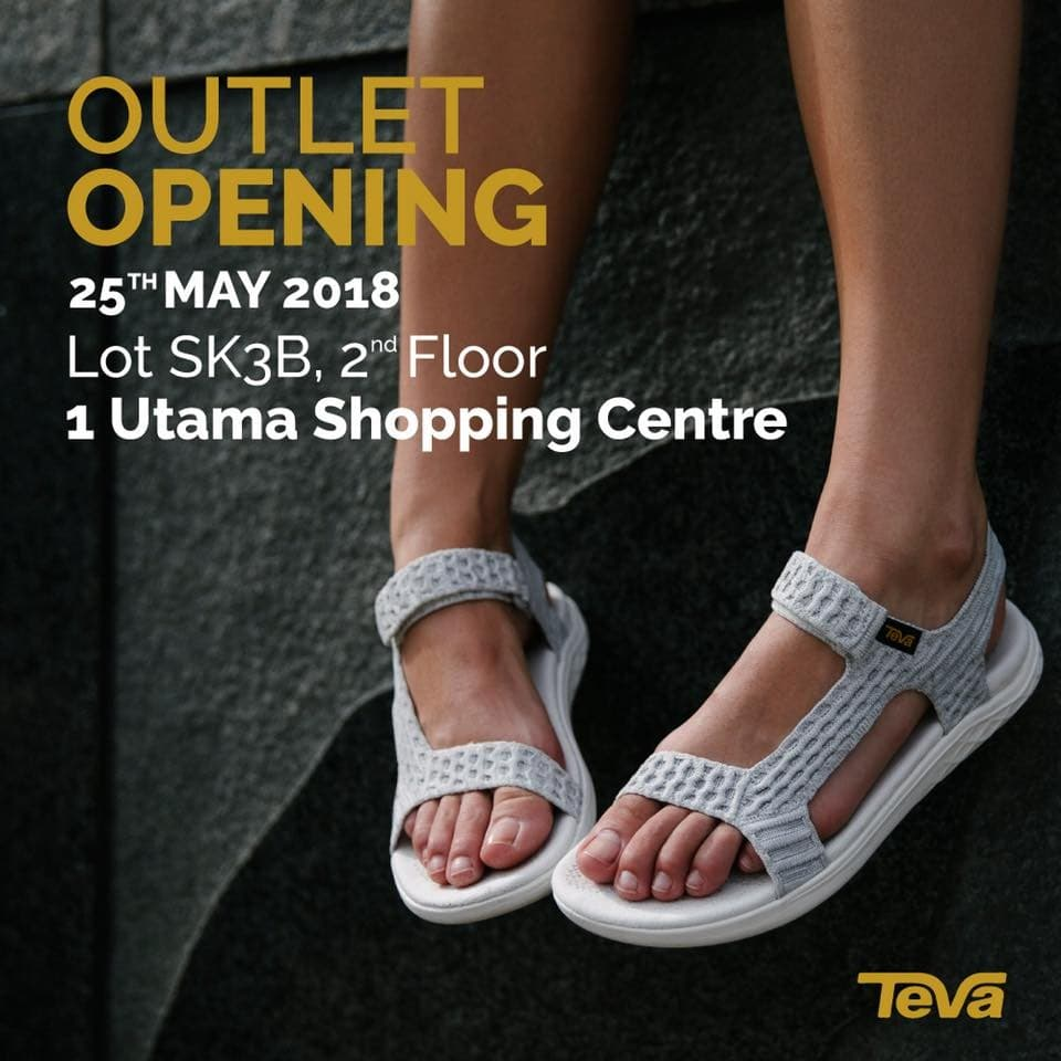 372d9d1a932d63 New Teva Outlet at 1 Utama